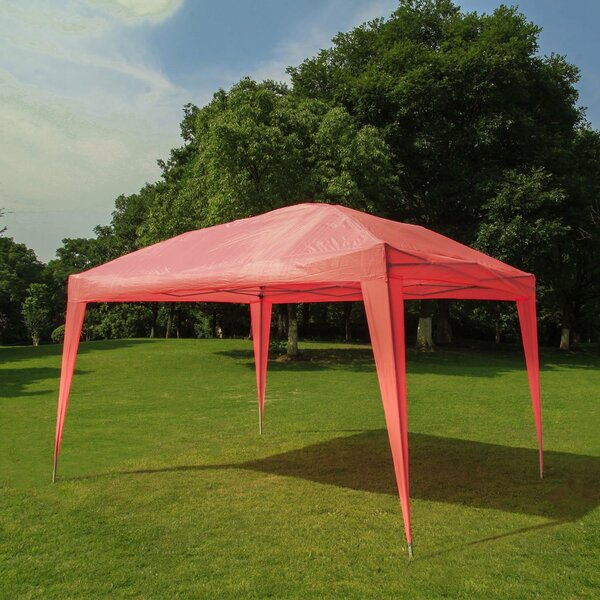 13 Ft. W x 12 Ft. D Steel Pop-Up Party Tent by Sunrise Outdoor LTD
