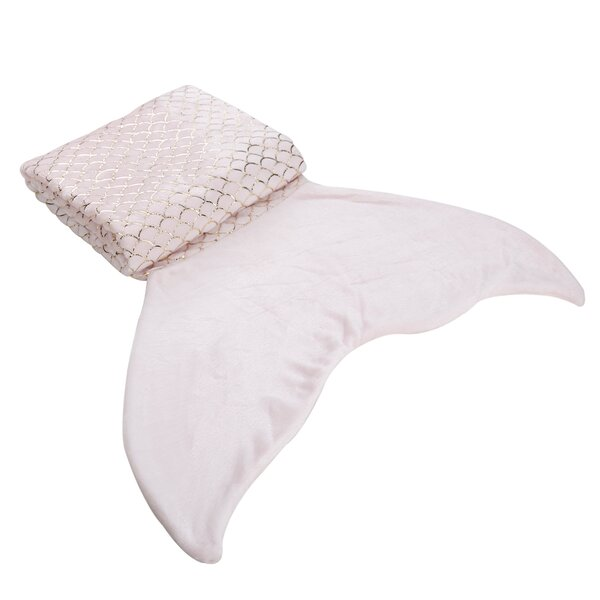 Kreger Tail Blanket by Zoomie Kids