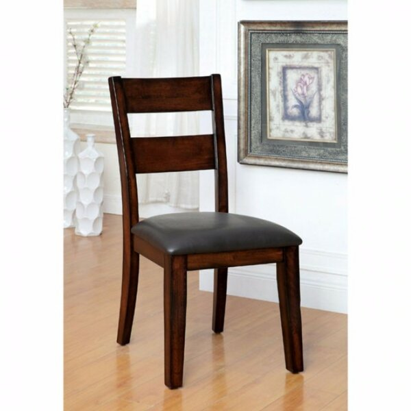 RJ Cottage Solid Wood Dining Chair (Set of 2) by Red Barrel Studio