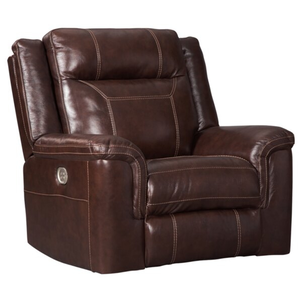 Suri Power Recliner Red Barrel Studio W000669722
