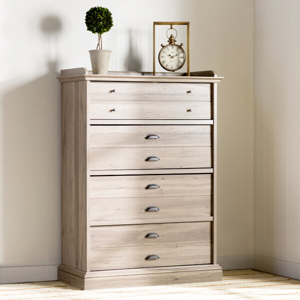 Walworth Drawer Chest by Three Posts