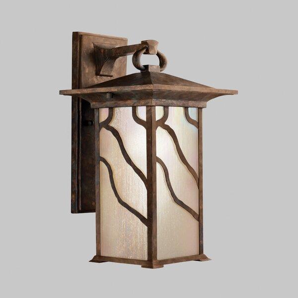 Morris 1-Light Outdoor Wall Lantern by Kichler