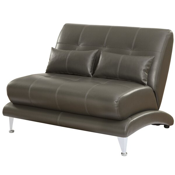 Rozella Contemporary Loveseat by Ebern Designs
