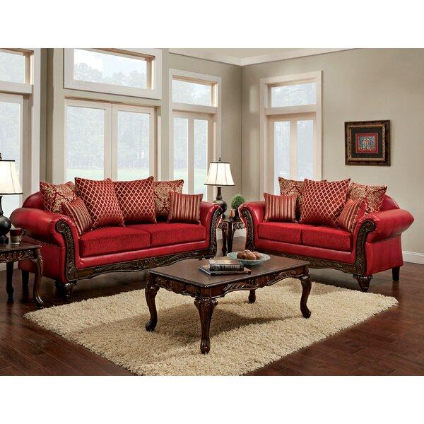 Clayson Configurable Living Room Set by Astoria Grand