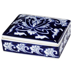 Read Reviews Royal Dynasty Trinket Jewelry Box By Charlton Home
