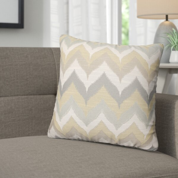 Artana Throw Pillow by Langley Street