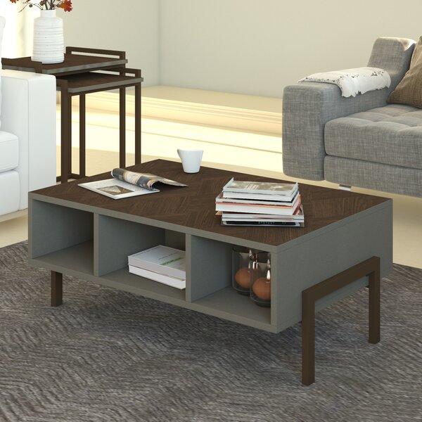 Woodcock Coffee Table By Ebern Designs