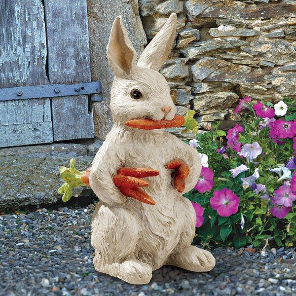 Design Toscano Trevor Rabbit Statue Amp Reviews Wayfair