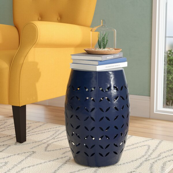 Patchen Accent End Table by Wrought Studio