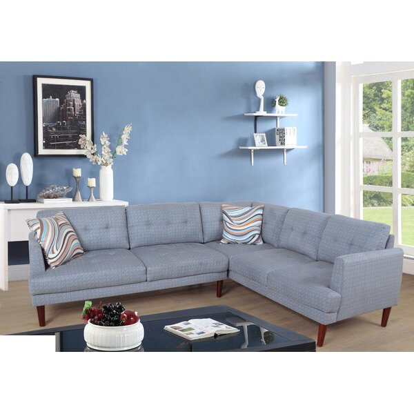 Mayville Sectional by Wrought Studio