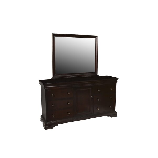 Scarbrough 6 Drawer Combo Dresser by Harriet Bee