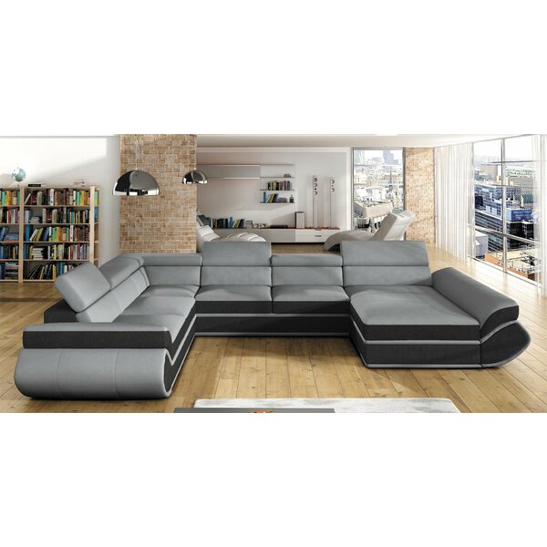 Almeta Sleeper Sectional by Latitude Run