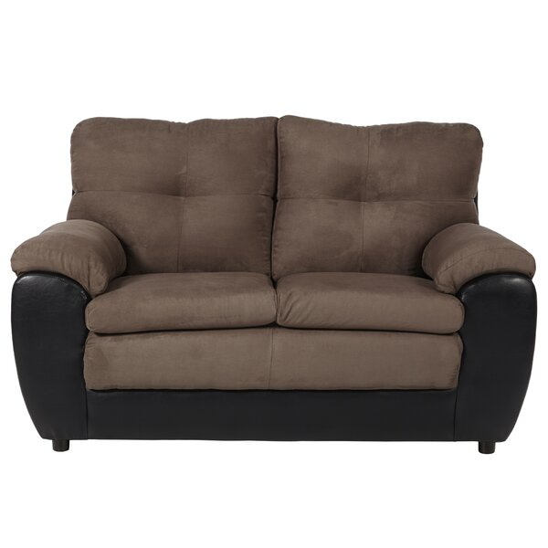 Modern Collection Whitmore Loveseat by Winston Porter by Winston Porter