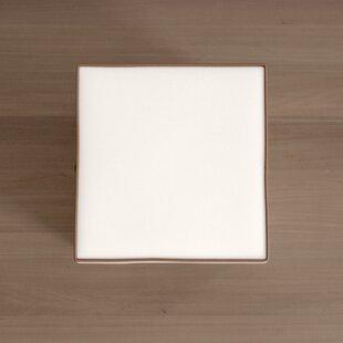 Wayfair Basics Dessert Plate & Bowl Storage Chest