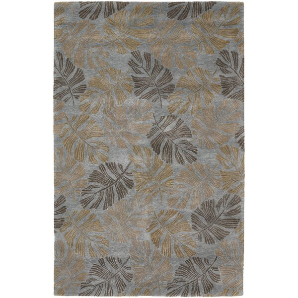 Pierview Tan Area Rug by Bay Isle Home