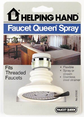 Flexible Faucet Spray (Set of 3) by HelpingHand