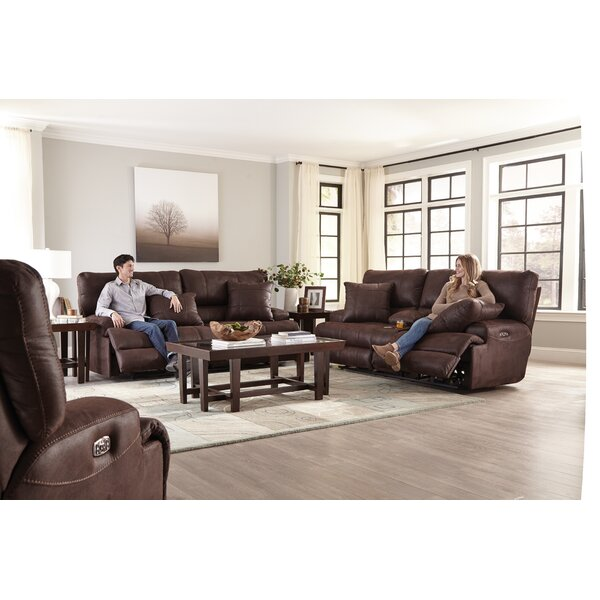 Monaco Reclining Living Room Sets By Catnapper
