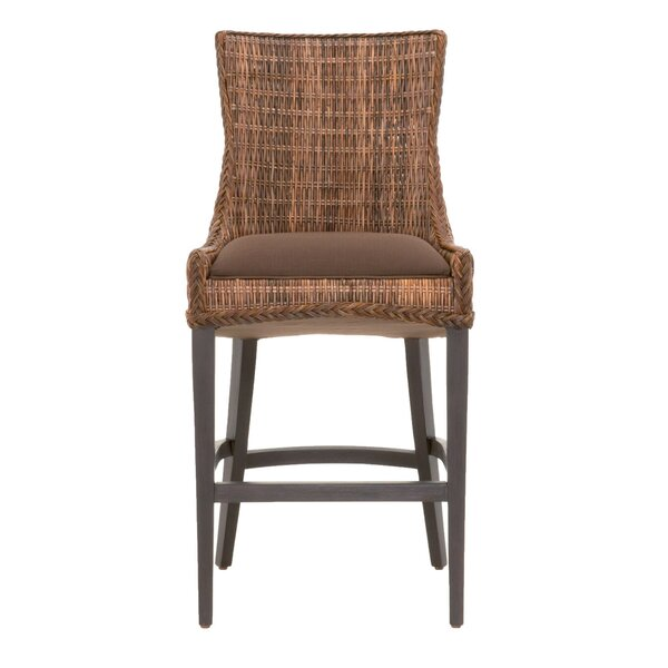Caryville 30 Bar Stool (Set of 2) by Rosecliff Heights
