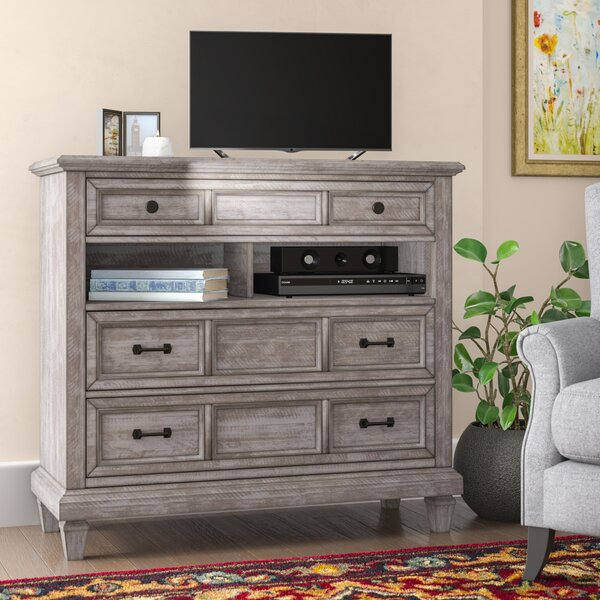 Altenburg 3 Drawer Media Chest By Greyleigh
