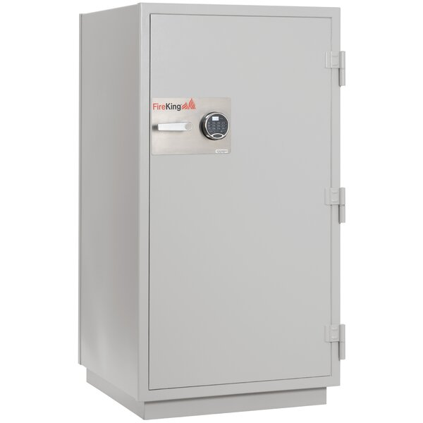 Fireproof Mixed Media Security Safe with Electronic Lock by FireKing