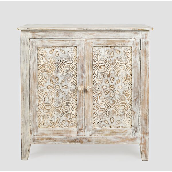 Callimont 2 Door Accent Cabinet by Bungalow Rose