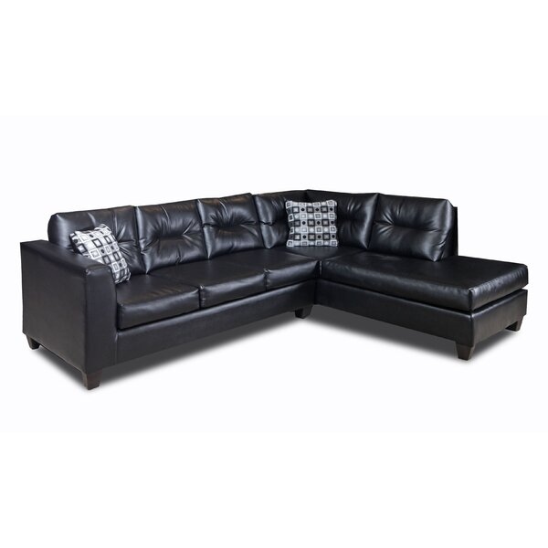 Thacker Right Hand Facing Sectional by Winston Porter
