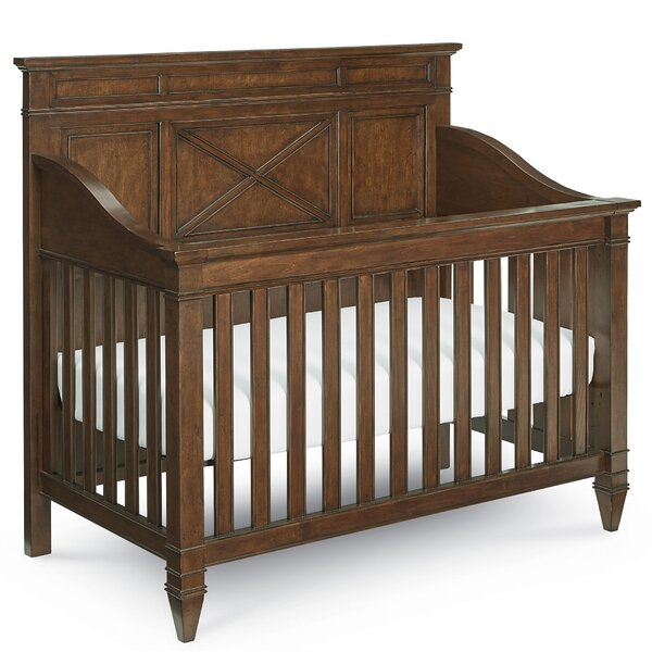 Valley Springs 4-in-1 Convertible Crib by Wendy Bellissimo by LC Kids