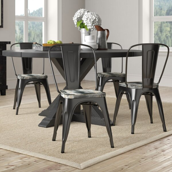 Isabel Dining Chair (Set of 4) by Laurel Foundry Modern Farmhouse