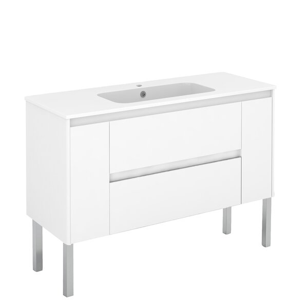 Durazo 47 Single Bathroom Vanity Set