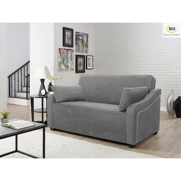 Get The Latest Hanley Sofa Sleeper by Serta Futons by Serta Futons