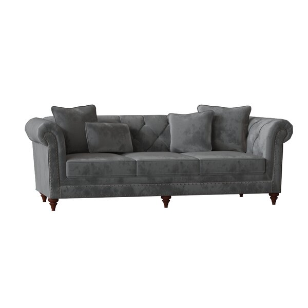 Downsview Chesterfield Sofa by Craftmaster
