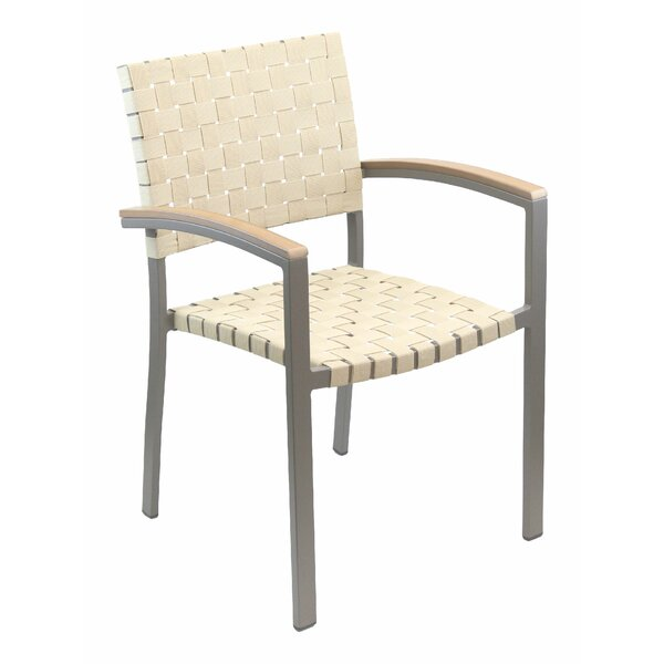 Stacking Patio Dining Chair by Florida Seating