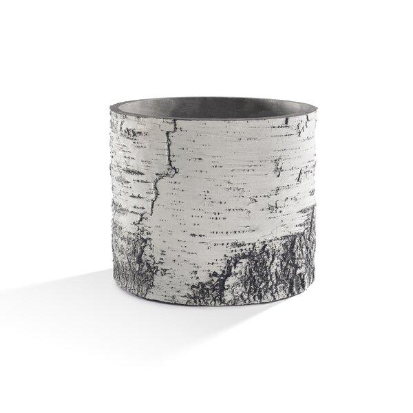 Birch Vertical Polyurethane Foam Pot Planter by Surreal
