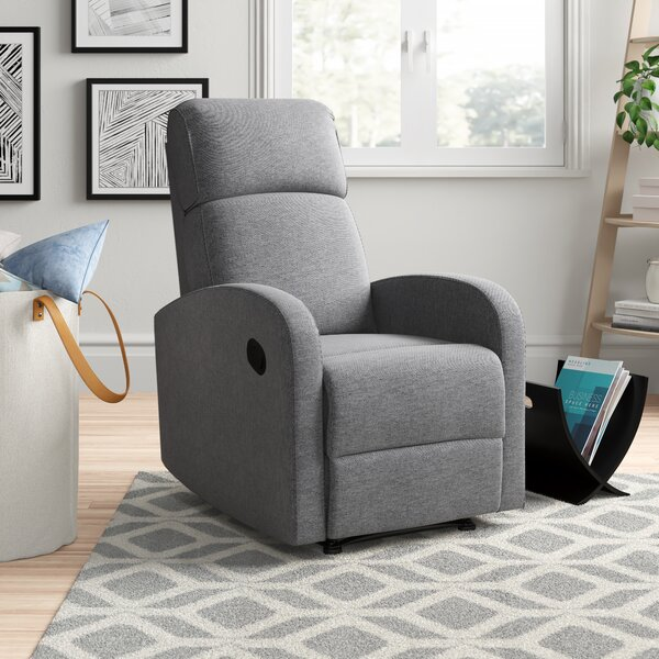 Cadwell Manual Recliner By Zipcode Design