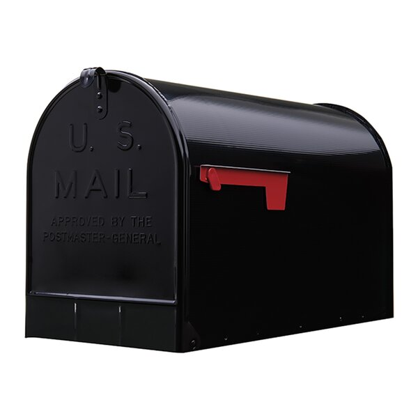 Stanley Post Mounted Mailbox by Gibraltar Mailboxes