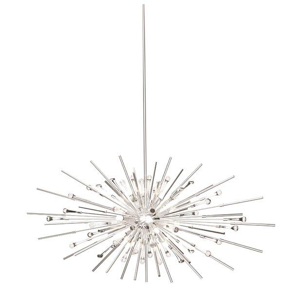 Mcminn 8 - Light Sputnik Sphere Chandelier By Rosdorf Park