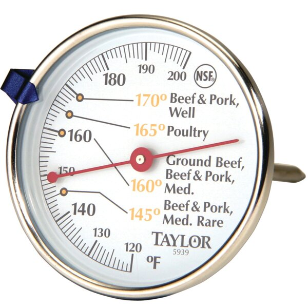 Dial Meat Thermometer by Taylor