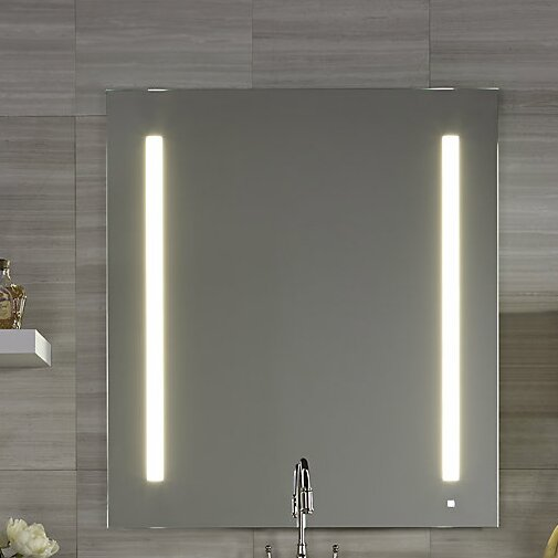 AiO Lighted Bathroom/Vanity Mirror by Robern