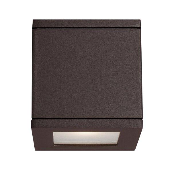 Rubix Outdoor Flush Mount by WAC Lighting