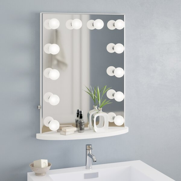 Hearns Bathroom/Vanity Mirror by Orren Ellis