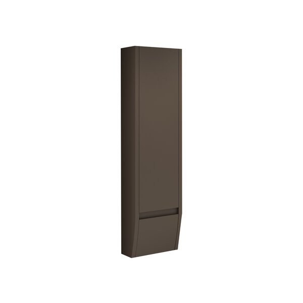 Rakowski 15.75 W x 60.6 H Wall Mounted Cabinet by Orren Ellis