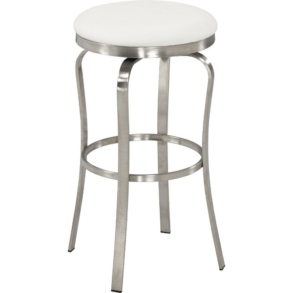 Modern 30 Bar Stool by Chintaly Imports