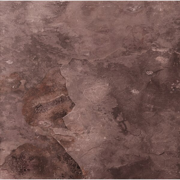 Slate 16 x 16 Field Tile in Multi Rajah by Emser Tile