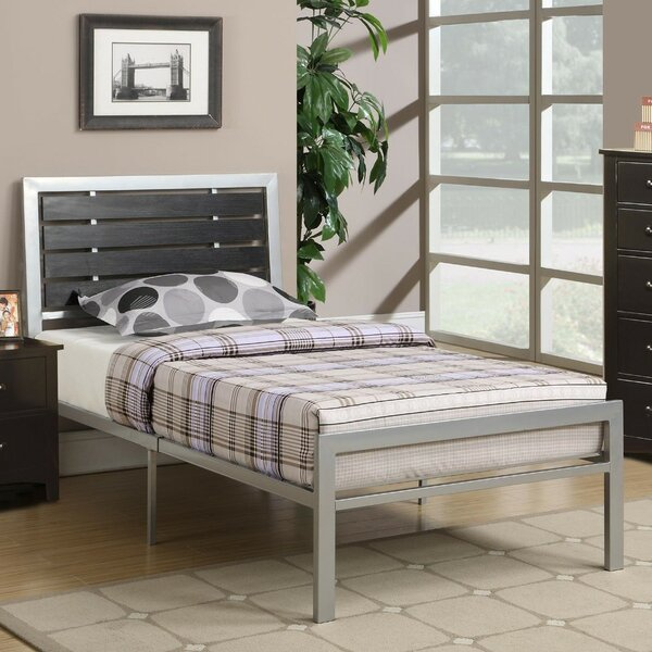 Gavankar Full/Double Platform Bed by Orren Ellis