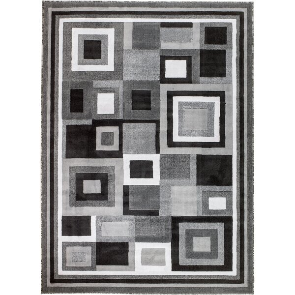 Royal Contemporary Gray Area Rug by Persian-rugs