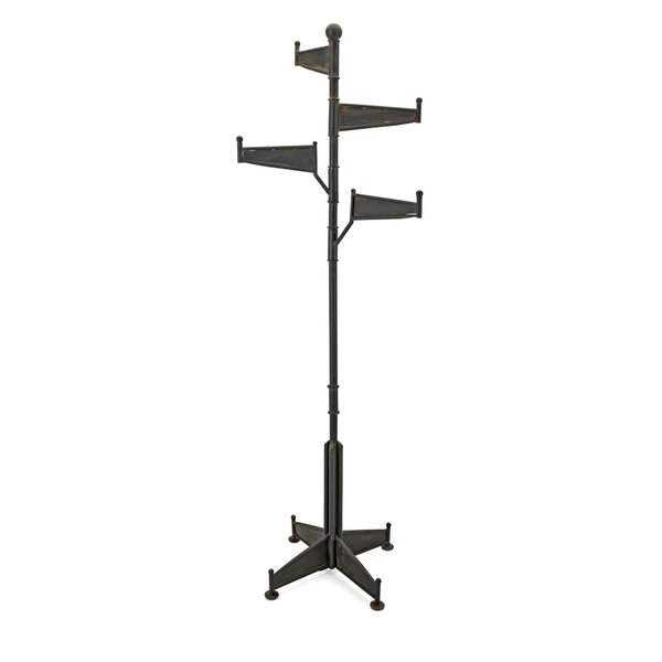 Shavon Metal Coat Rack by 17 Stories