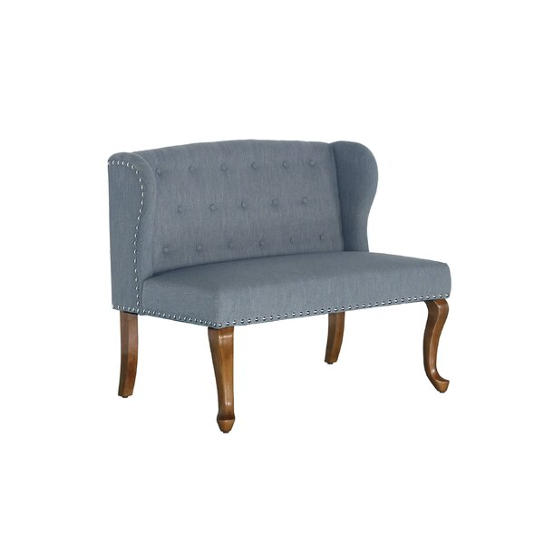 Alresford Chesterfield Loveseat by Charlton Home Charlton Home