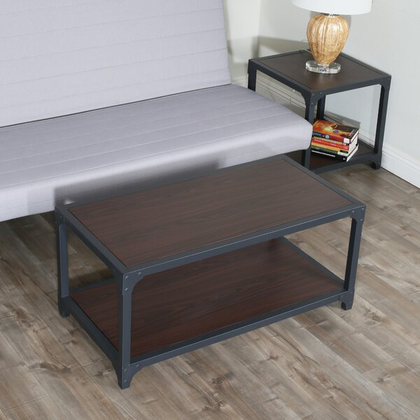 Lundin 2 Piece Coffee Table Set by 17 Stories 17 Stories