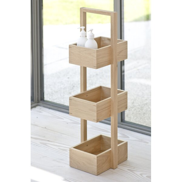 3 Tier Shower Caddy by Wireworks