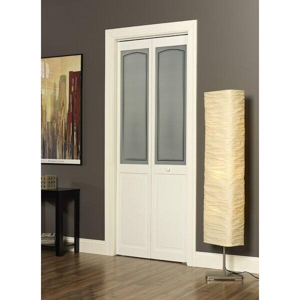 Pinecroft Pine Wood Unfinished Bi-Fold Interior Door by LTL Bi-Fold Doors